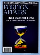 Foreign Affairs Magazine Issue MAY-JUN