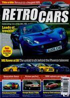 Retro Cars Magazine Issue SUMMER