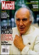 Paris Match Magazine Issue NO 3707
