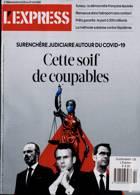 L Express Magazine Issue NO 3594