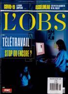 L Obs Magazine Issue NO 2898