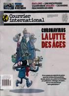 Courrier International Magazine Issue NO 1542