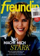 Freundin Magazine Issue 09