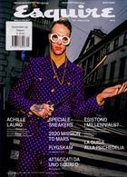 Esquire Italian Magazine Issue 09