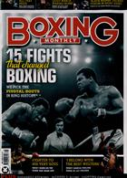 Boxing Monthly Magazine Issue MAY 20