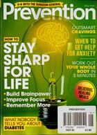 Prevention Magazine Issue MAY 20