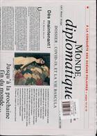Le Monde Diplomatique Magazine Issue NO 793