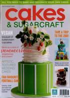 Cakes & Sugarcraft Magazine Issue NO 158