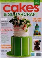 Create Bake Decorate Magazine Issue NO 50