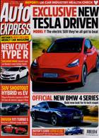 Auto Express Magazine Issue 03/06/2020