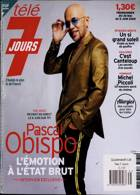 Tele 7 Jours Magazine Issue NO 3131