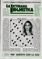 La Settimana Enigmistica Magazine Issue NO 4601