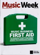 Music Week Magazine Issue 14/04/2020