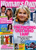 Womans Own Magazine Issue 15/06/2020