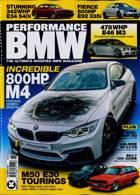 Performance Bmw Magazine Issue SUMMER