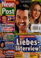 Neue Post Magazine Issue NO 21
