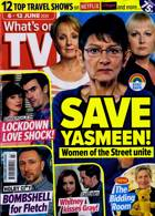 Whats On Tv England Magazine Issue 06/06/2020