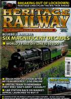 Heritage Railway Magazine Issue NO 268