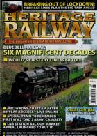 Heritage Railway Magazine Issue NO 268