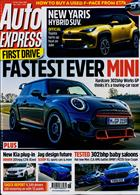 Auto Express Magazine Issue 29/04/2020