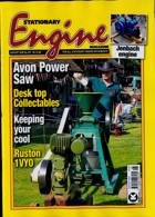 Stationary Engine Magazine Issue AUG 20