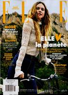 Elle French Weekly Magazine Issue NO 3877