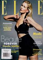 Elle French Weekly Magazine Issue NO 3883