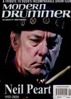 Modern Drummer Magazine Issue MAY 20