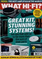 What Hifi Magazine Issue AUG 20