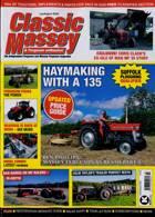 Classic Massey Ferguson Magazine Issue JUL-AUG