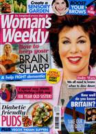 Womans Weekly Magazine Issue 16/06/2020