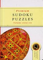 Premium Sudoku Puzzles Magazine Issue NO 66