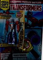 Transformers Rid Magazine Issue NO 56