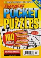 Everyday Pocket Puzzle Magazine Issue NO 138