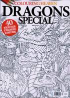 Colouring Heaven Magazine Issue DRAGONS