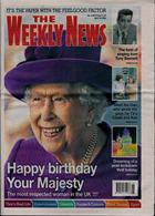 Weekly News Magazine Issue 18/04/2020