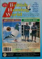 British Homing World Magazine Issue NO 7527