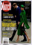 Paris Match Hs Magazine Issue 09H