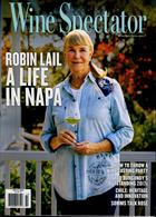 Wine Spectator Magazine Issue MAY 20
