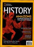 National Geo History Magazine Issue MAY-JUN