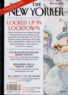 New Yorker Magazine Issue 25/05/2020
