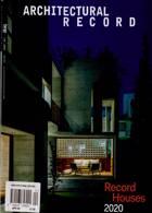 Architectural Record Magazine Issue APR 20