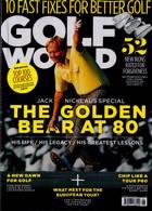 Golf World Magazine Issue JUN 20