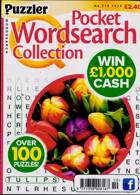 Puzzler Q Pock Wordsearch Magazine Issue NO 210