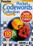 Puzzler Q Pock Codewords C Magazine Issue NO 149