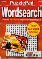 Puzzlelife Ppad Wordsearch Magazine Issue NO 51