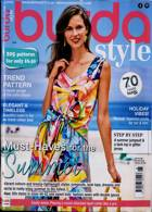 Burda Style Magazine Issue NO 6