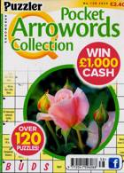 Puzzler Q Pock Arrowords C Magazine Issue NO 138