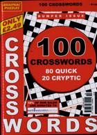 Brainiac Crossword Magazine Issue NO 110