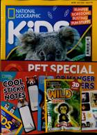 National Geographic Kids Magazine Issue JUL 20